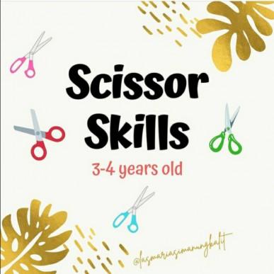 Scissor skills  Beberapa hari yang lalu saya sedan...