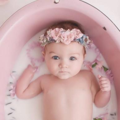Activities: Baby Spa Untuk Perkembangan Otak & Motorik Si Kecil