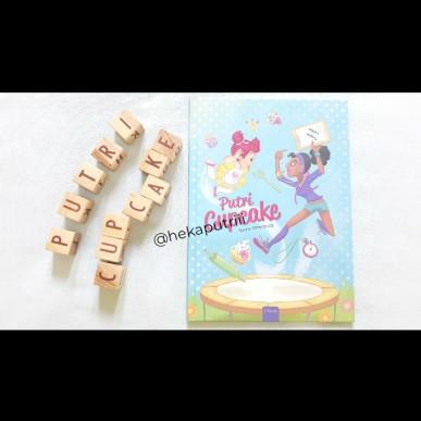Book Review : Putri Cupcake dari Clavis Indonesia