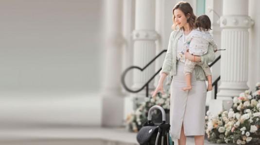 Bingung Cari Stroller Praktis? Babycare Easy Stroller Solusinya!