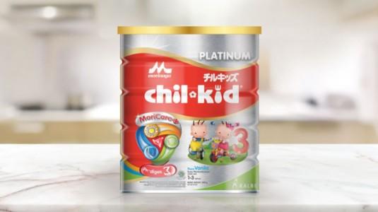 Susu Pertumbuhan Morinaga Chil Kid Platinum Untuk Kecerdasan Si Kecil