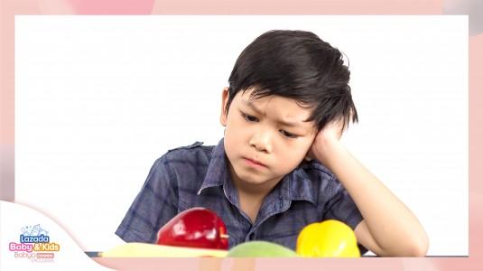 Tips Mengatasi Picky Eater untuk Dukung Happy Tummy, Happy Brain, & Happy Heart