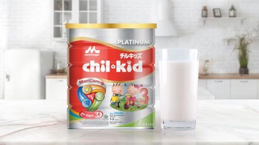 Ini Alasan Mengapa Moms Memilih Morinaga Platinum Sebagai Susu Pertumbuhan Anak