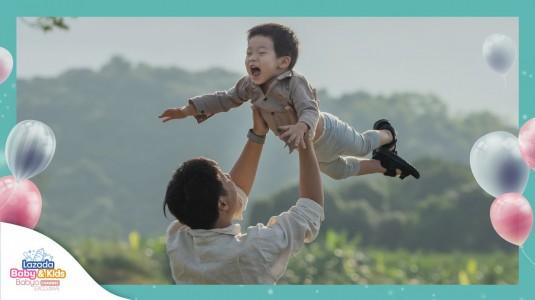 Melatih Ketangguhan si Kecil Sejak Dini, Bekal Sukses di Masa Depan