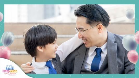 Ibu Memang Tak Tergantikan, Tapi Peran Ayah Juga Sama Pentingnya
