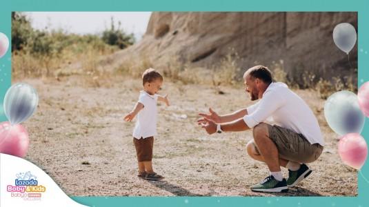 Pentingnya Memastikan si Kecil Bertumbuh dan Berkembang Sesuai Milestone