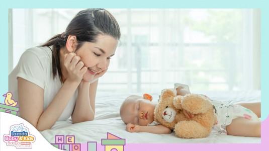 Bedtime Routine, Kualitas Tidur Si Kecil Menentukan Perkembangannya