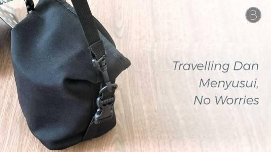 Travelling Dan Menyusui, No Worries!