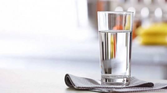 Takaran Air Putih untuk Bayi MPASI