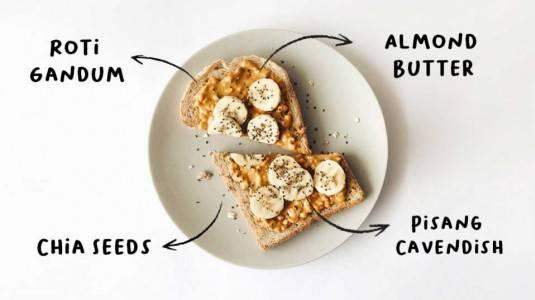 Cavendish Banana Toast