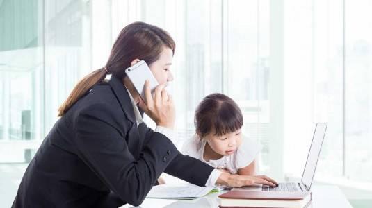 Suka Duka Menjadi Working Mom
