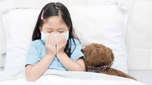 Penyebab-Penyebab Batuk pada Anak