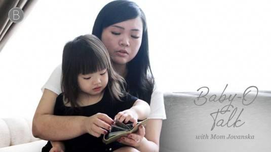 Babyo Talk with Mom Jovanzka Mengenai Kehamilan dan Baby Blues