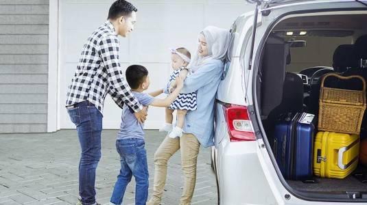 Tips Mudik Membawa Si Kecil