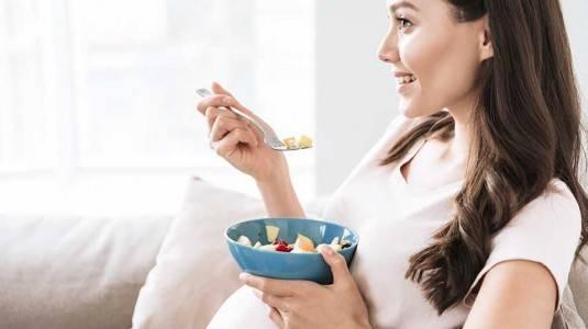 Pola Makan dan Asupan Baik pada Ibu Hamil