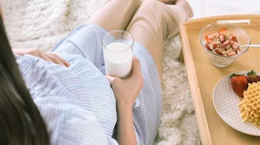 Pentingnya Menjaga Tekanan Darah saat Kehamilan