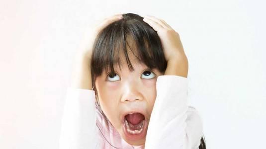 Mencegah Phobia Pada Anak