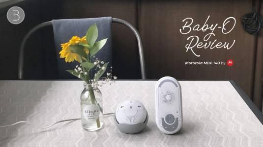 Baby-O-Review Motorola MBP 140