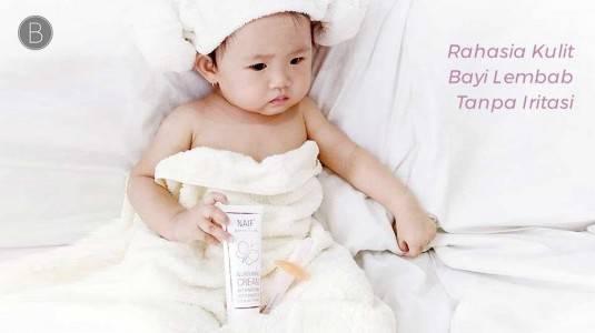 Baby-O-Review Naif Nurturing Cream