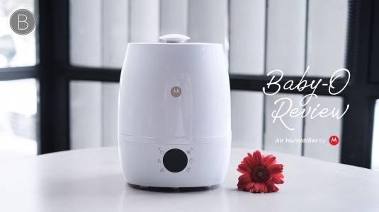Baby-O-Review Motorola Humidifier