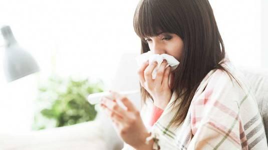 Apakah Flu Tanda Hamil?
