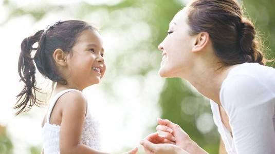 3 Kata Ajaib Mendidik Anak