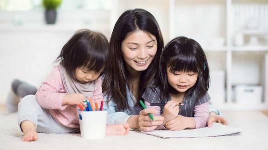 Orang Tua Belajar Banyak Dari Perilaku Anak