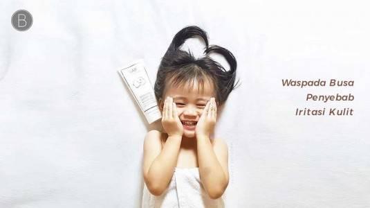 Baby-O-Review NAïF Nourshing Shampoo