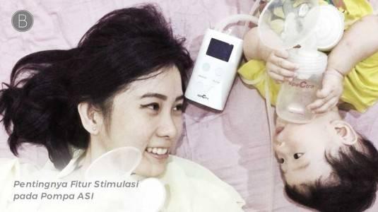 Pentingnya Fitur Stimulasi pada Pompa ASI