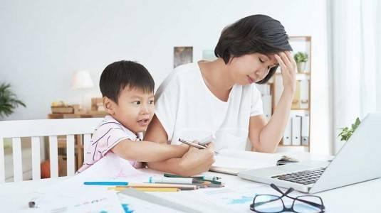 Manajemen Emosi untuk Ibu Bekerja yang Mempunyai Balita