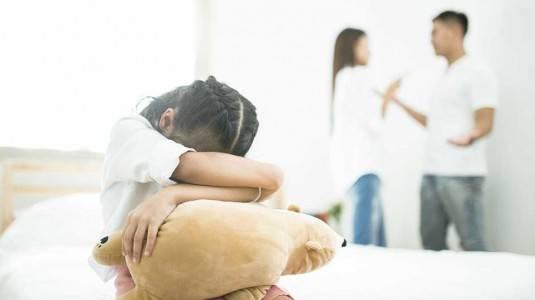 Efek Psikologis Perceraian pada Anak