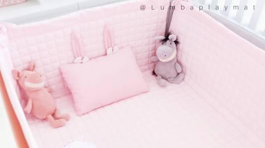 Review Lumba Playmat