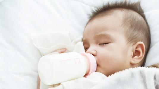 Tanda Dot Bayi Sudah Harus Diganti