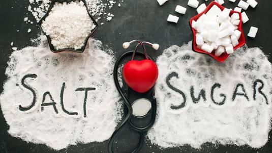 Jumlah Aman Konsumsi Gula & Garam untuk Balita