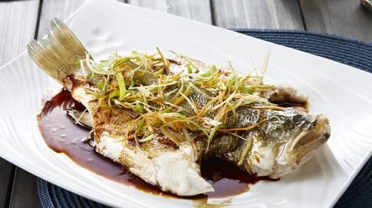 Resep Ikan Krapu Tim