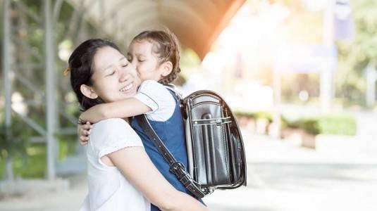 Mengatasi Ketakutan Anak Saat Pertama Kali Sekolah