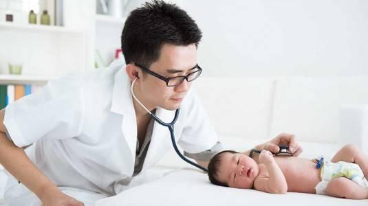 Penyebab dan Gejala Penyakit Jantung Bawaan pada Bayi