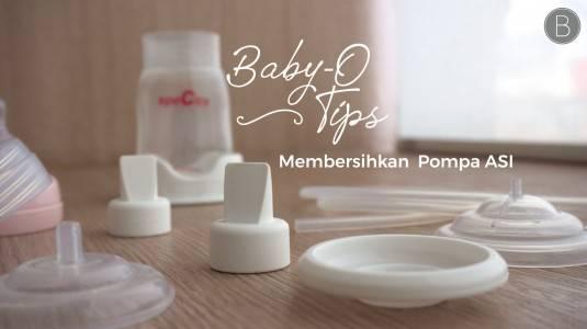Babyo Tips: Membersihkan Pompa ASI