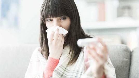 Penyebab Flu Saat Hamil 6 Bulan