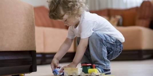 Tips Rumah Aman untuk si Kecil