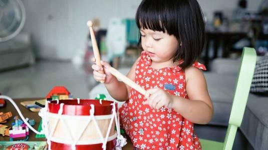 Efektifkah Terapi Musik untuk Anak yang Terlambat Berbicara?