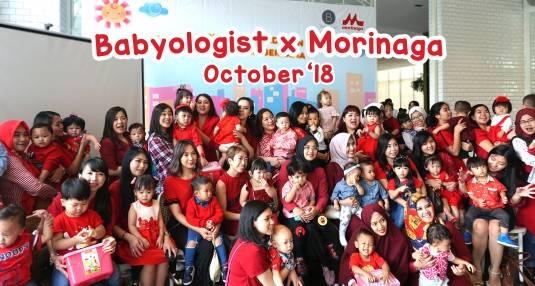 Babyologist x Morinaga October '18
