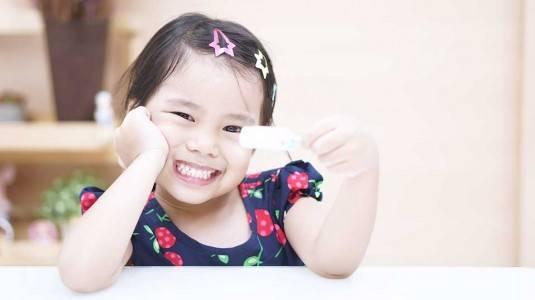 Indikator Anak Sehat Selain Berat Badan