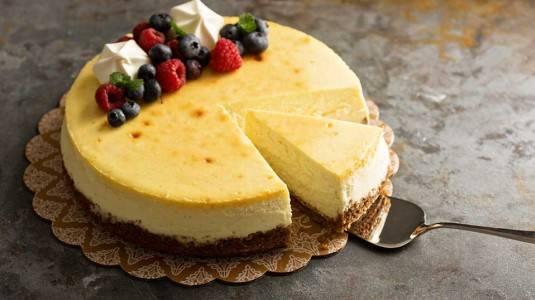 Regal Cheesecake