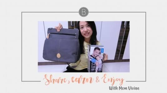 Share, Earn & Enjoy with Mom Vivian
