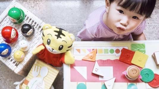 Review: Kodomo Challenge, Mainan Edukasi Sesuai Usia Anak