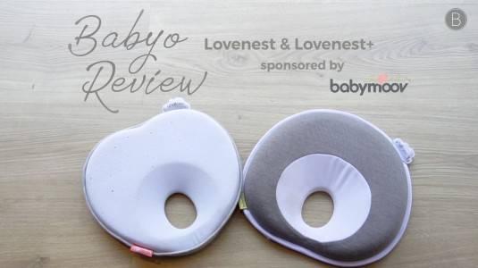 Babyo Review: Lovenest & Lovenest+ by Babymoov