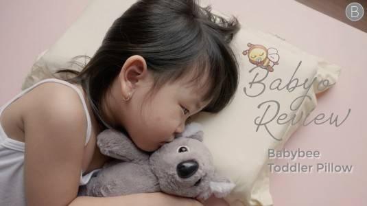 Babyo Review Babybee Toddler Pillow