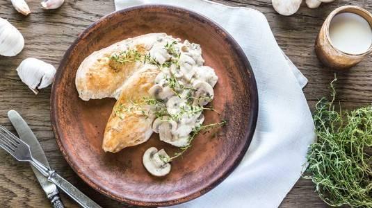 Creamy Chicken Kabocha: Menu Andalan saat Anak GTM