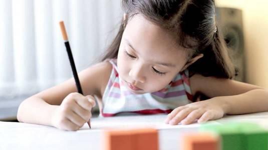3 Langkah mudah Latih Konsentrasi Anak